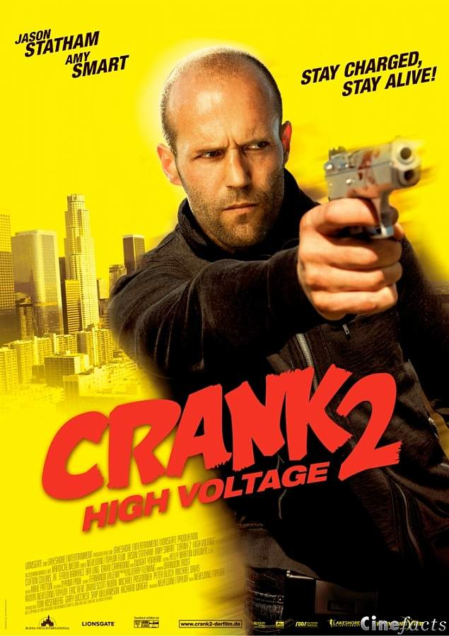 Filmy Z Jason Statham