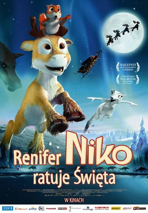 Renifer Niko ratuje �wi�ta - Niko - Lent�j�n poika *200 ...
