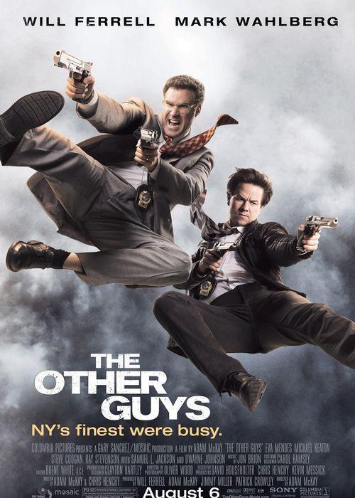 Policja Zastępcza / The Other Guys (2010) [Napisy PL] [R5]