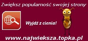 Najwiêksza Toplista Stron Internetowych !!!