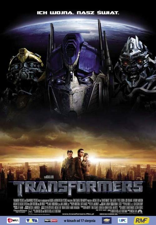 Transformers zemsta upadłych avi chomikuj