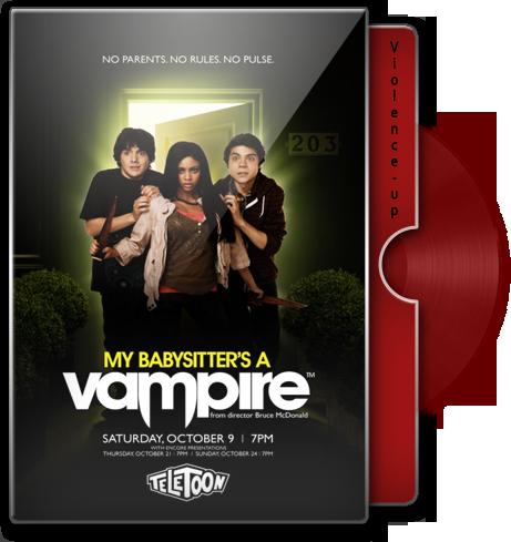Moja Niania jest Wampirem / My Babysitter's a Vampire (2010) PLDUB.DVDRip.XviD-Zet
