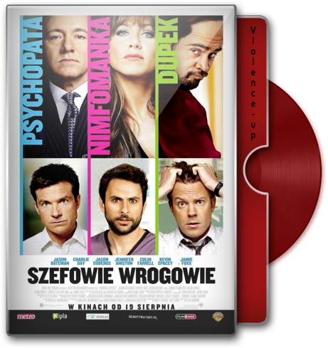 Szefowie Wrogowie / Horrible Bosses (2011) PL.DVDRip.XviD-FURiA