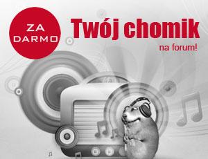 Reklama Twojego chomika na forum ZA DARMO!