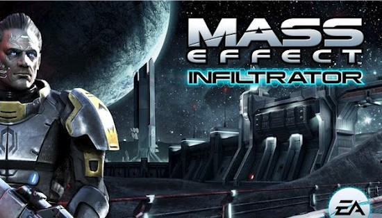 MASS EFFECT™ INFILTRATOR v1.0.30 (Apk+SD D ata) / Android