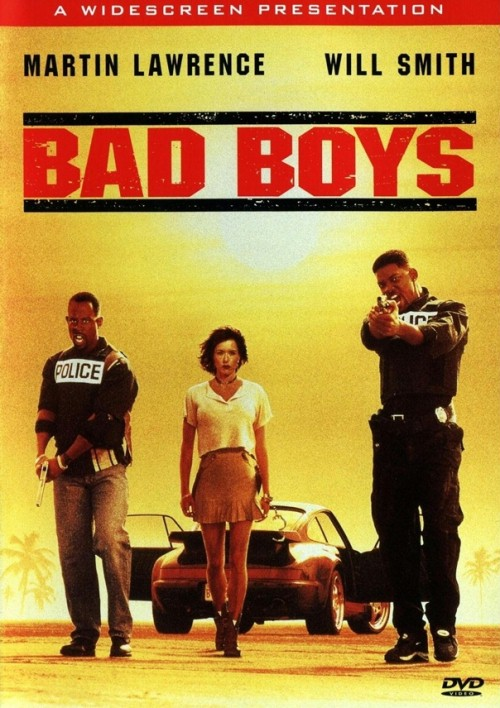 Bad Boys (1995) PL.DVDRip.x264-FSG / Lektor PL