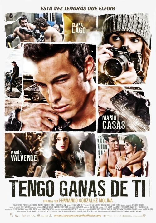 Tylko Ciebie chc� / 3MSC 2 / Tengo ganas de ti (2012)