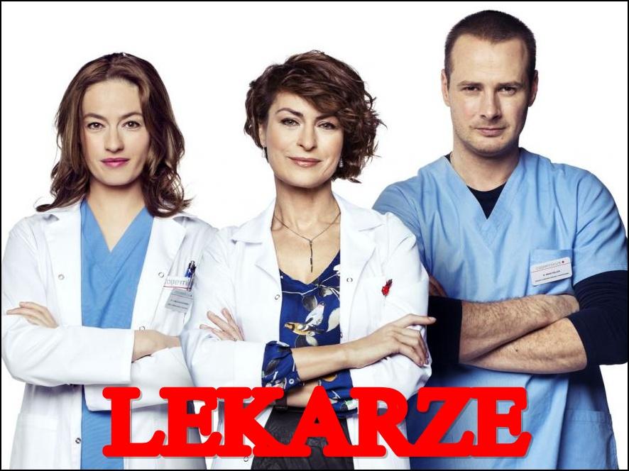 Lekarze Serial Kinosik