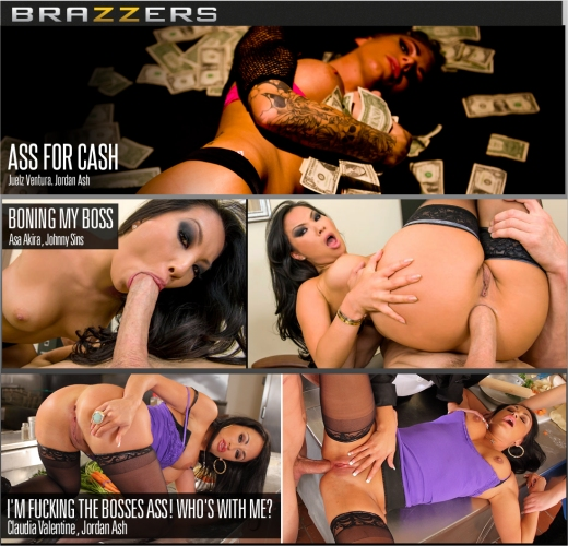ZZ Series Brazzers - full colection