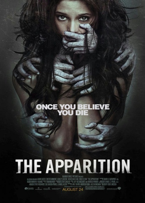 Zjawa / The Apparition (2012) PL.DVDRip.XviD-AlBi