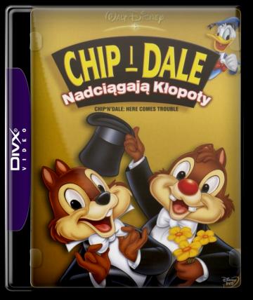 Chip i Dale I: Nadciągają kłopoty
