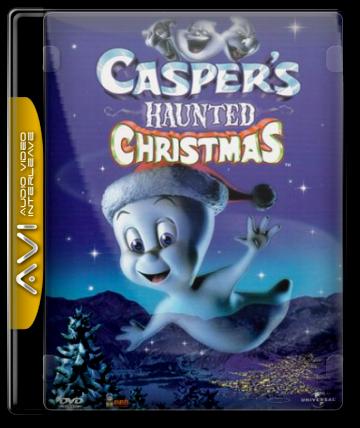 Casper Straszy w Boze Narodzenie