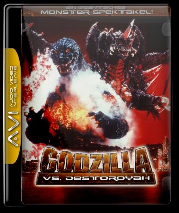 Godzilla Vs Destruktor
