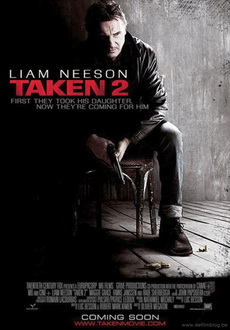 Taken 2 2012 DVDRIP XVID AC3 5.1-HS