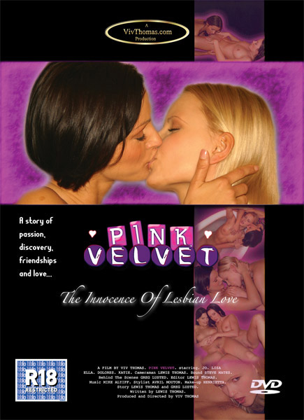 Розовый бархат 1 - Лесбийская невинность (Pink Velvet - Innocence of Lesbia