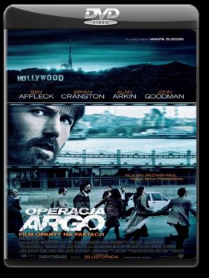 Operacja Argo / Argo (2012) PLSUBBED.DVDRip.XviD.AC3-0zW / Napisy PL