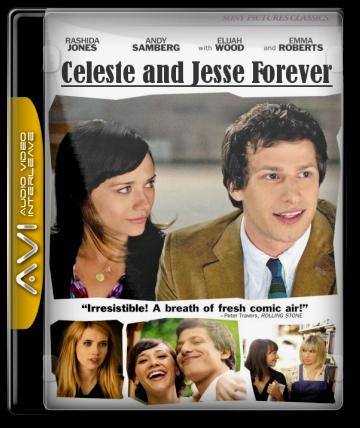 Celeste and Jesse Forever (2012) PL.BDRip.XviD-maateuszz93xd / Lektor PL
