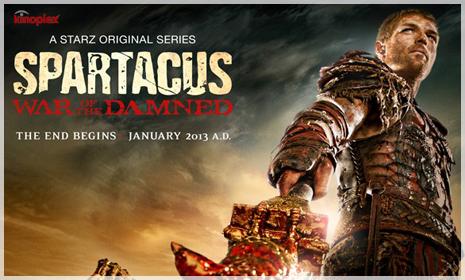 Spartacus Wojna potępionych PL chomikuj