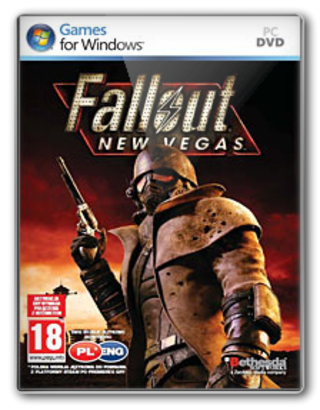 Fallout New Vegas Ultimate Edition PL ISO