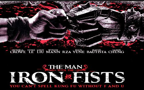 Człowiek o żelaznych pięściach / The Man With the Iron Fists (2012) LEKTOR PL.THEATRiCAL.BRRip.XviD-BiDA