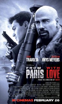 Pozdrowienia z Paryża / From Paris with Love (2010) LEKTOR PL DVDRip.XviD-BT