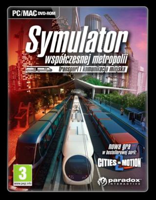 Symulator współczesnej metropolii: Transport i komunikacja miejska
