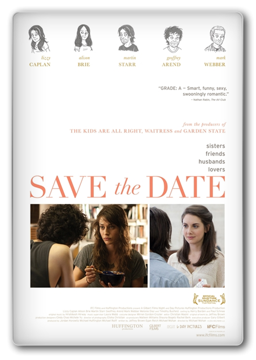 Dobra partia / Save The Date (2012) PL.BRRip.XviD-BiDA / Lektor PL