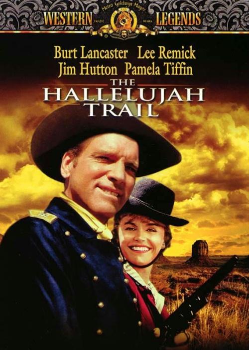 Na Szlaku Alleluja / Hallelujah Trail (1965) PL.DVDRip.XviD.AC3-FSG / Lektor PL
