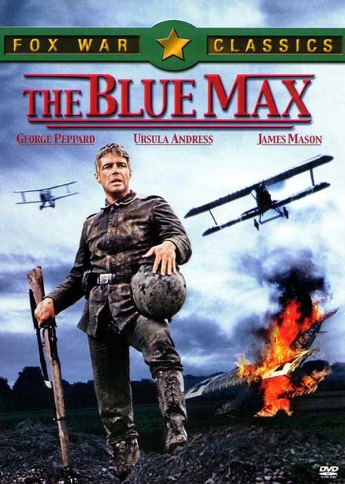 Blêkitny Max / The Blue Max (1966) PL.DVDRip.XviD-FSG / Lektor PL