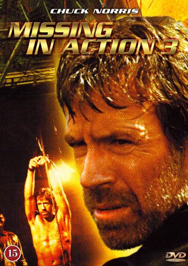 Zaginiony W Akcji 3 / Missing In Action 3 (1988) PL.DVDRip.XviD-NN / Lektor PL