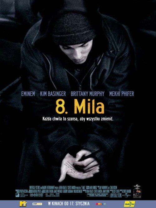 8 Mila / 8 Mile (2002) PL.DVDRip.XviD.AC3-FSG / Lektor PL