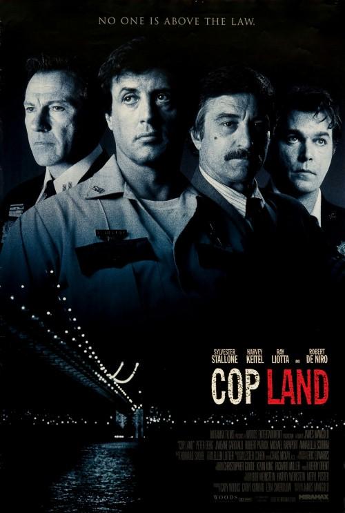 Cop Land (1997) PL.DVDRip.XviD-FSG / Lektor PL