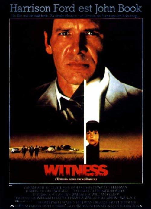 ¶wiadek / Witness (1985) PL.DVDRip.XviD.AC3-FSG / Lektor PL