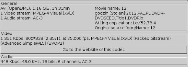 12 Godzin / Stolen (2012) PL.DVDRip.XviD.AC3-FSG / Lektor PL