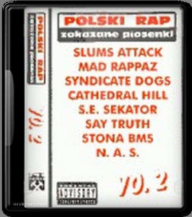 Polski Rap - Zakazane Piosenki YO.2 [1996]