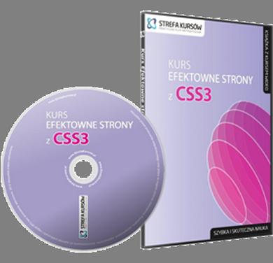 Kurs Efektowne Strony z CSS3