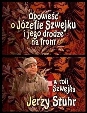 Opowieść o Józefie Szwejku i jego drodze na front