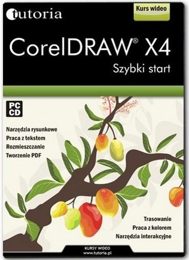 CorelDRAW X4.Szybki start