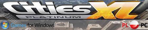 Cities XL Platinium PL PC CHOMIKUJ