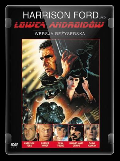 Łowca androidów / Blade Runner (1982)  PL.BRRip.Xvid-J25 / Lektor PL