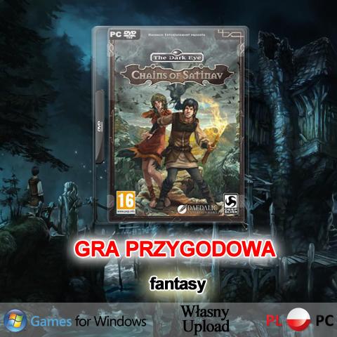 The Dark Eye Klątwa Wron PC PL 2012 - Chomikuj
