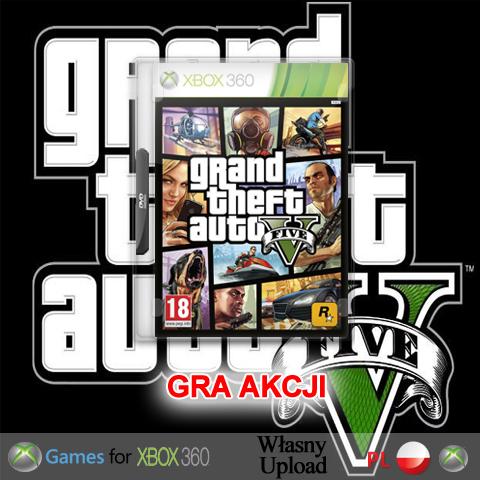 Gra GTA V PL xbox 360 Chomikuj