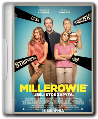 Millerowie (We're the Millers)