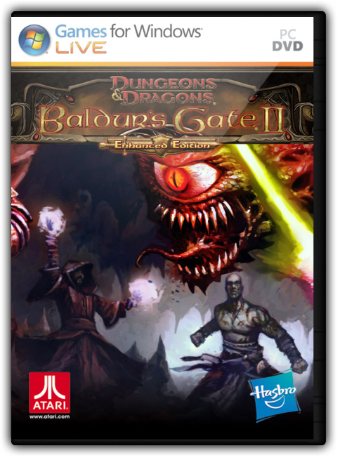 Baldur's Gate II Enhanced Edition chomikuj