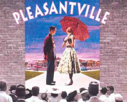 pleasantville the use of colour essay