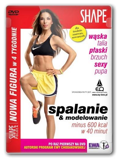 Ewa Chodakowska - Spalanie i Modelowanie 2012 DVDRip.XviD-TWiX1
