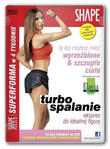 Ewa Chodakowska - Turbo Spalanie 2012 DVDRip.XviD.AC3-TWiX1