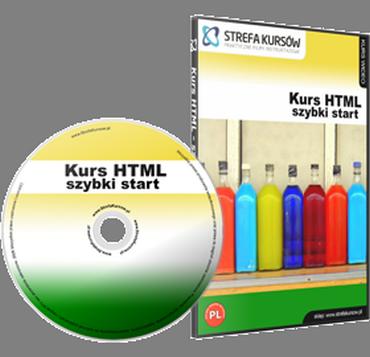 Kurs HTML.Szybki Start - Strefa Kursów