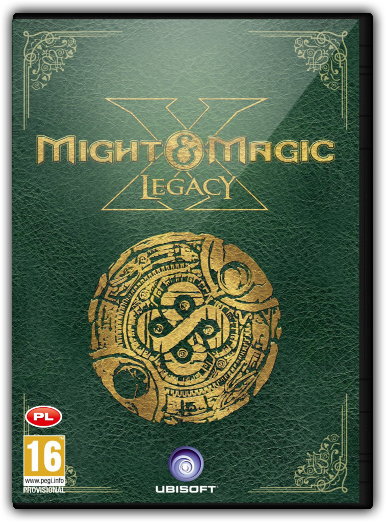 Might and Magic X Legacy PC PL - RELOADED