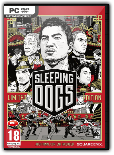 Sleeping Dogs PL [PC]